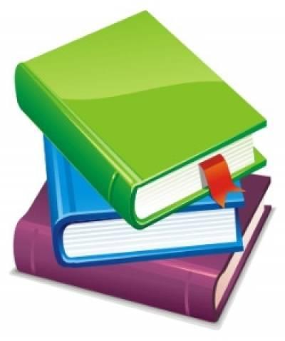 Стопка книги рисунок